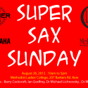 Super Sax Sunday
