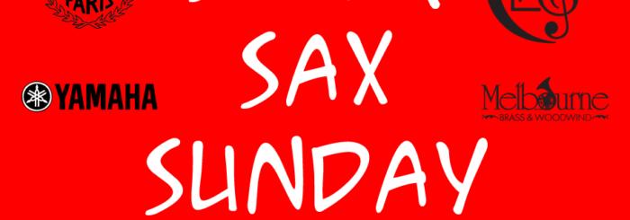 Super Sax Sunday